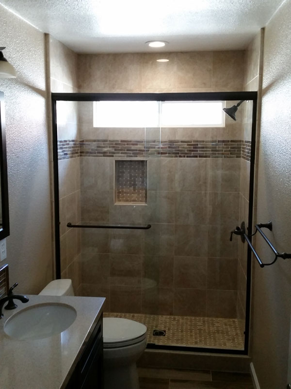 Shower – Bathroom Remodel