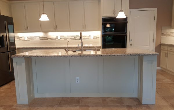 Kitchen Remodel Island